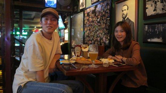 The Dublin Gate Irish Pub Saigon: Thursday Night @ The Dublin Gate Saigon