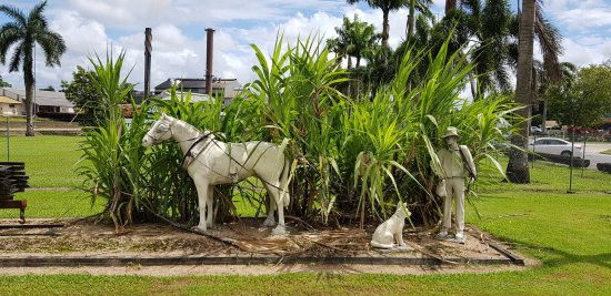 Tully, Australien: Sugar mill