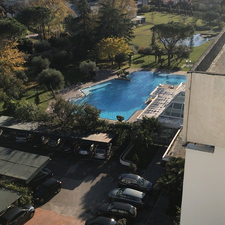 Hotel Tritone Abano Italy