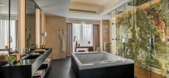 The Bulgari Hotel Beijing Suite
