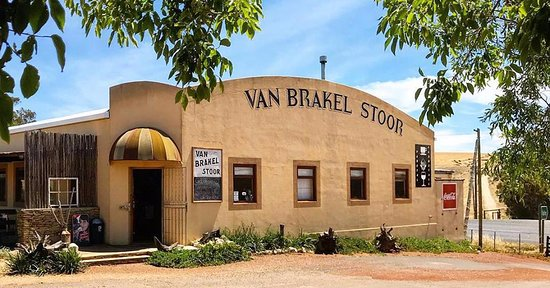 Caledon, Sudáfrica: Van Brakel Stoor padstal