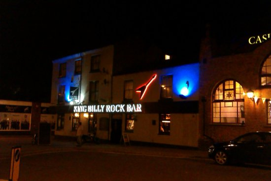 Northampton, UK: King Biily Rock Bar