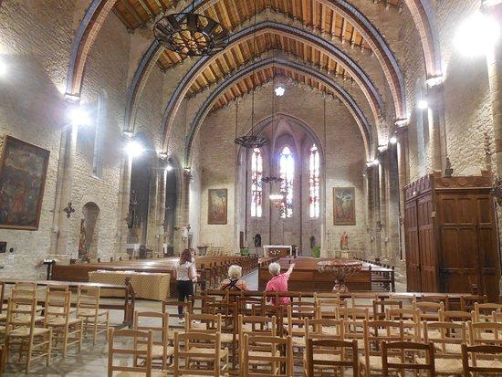 Trebes, Frankrike: Eglise de Trèbes