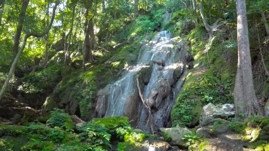 Gurulupotha, Sri Lanka: Seetha Kotuwa fall