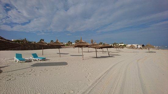 Hasdrubal Thalassa & Spa Djerba : Plage!