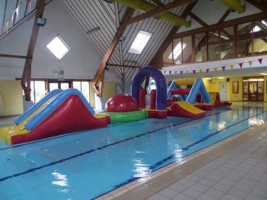 Tipperary, Ireland: Our inflatable is availabel to hire for parties and is also used over the weekends