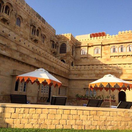 Best Place in Jaisalmer ..