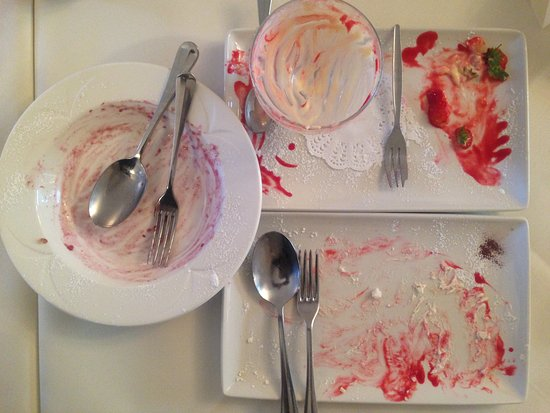The Cloud Hotel: Dessert-3 !!