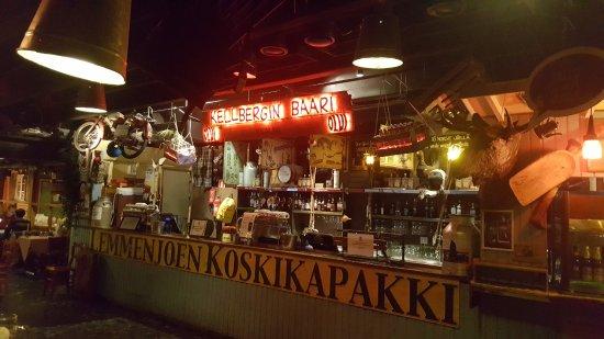 Restaurant Zetor: Бар