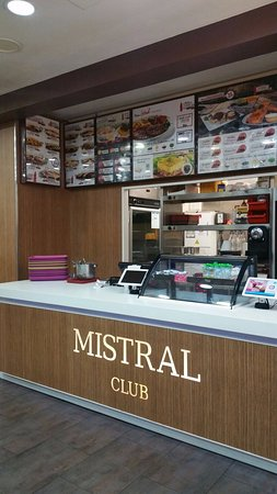 Le Mistral Club