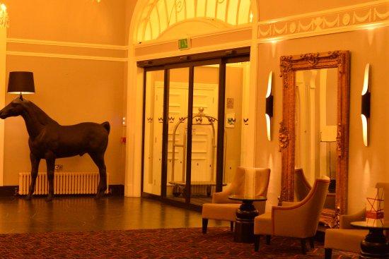 Hotel Riu Plaza The Gresham Dublin: HALL
