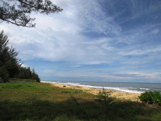 Meragang Beach