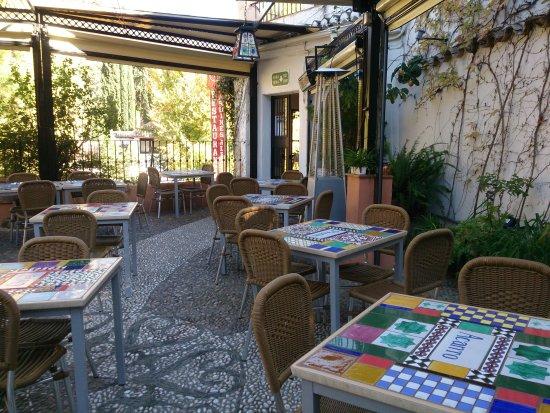 Restaurante jardines alberto obr zek za zen for Jardines de alberto granada