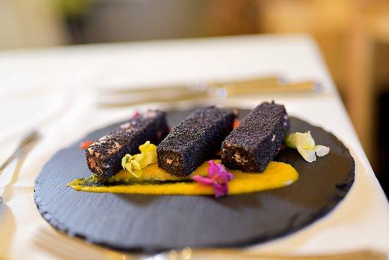 Ottimi piatti, cucina raffinatissima! - Foto di Terme della Fratta ...