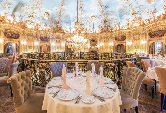 Turandot Restaurant Moscow Boulevard Ring Updated 2019