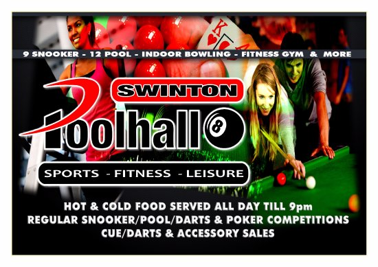 Swinton Poolhall