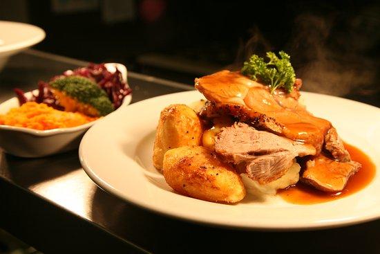 Dungarvan, Ιρλανδία: Sunday Lunch Roast lamb