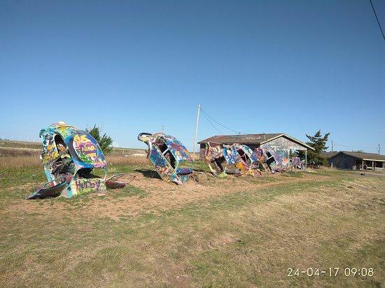 Panhandle, TX: Slug Bug Ranch