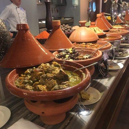 Best moroccan brunch in doha
