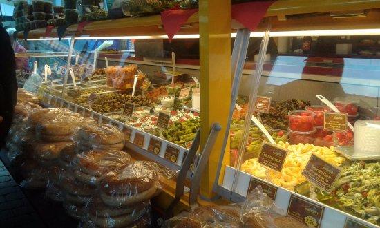 Hanau, ألمانيا: Deliciosos manjares