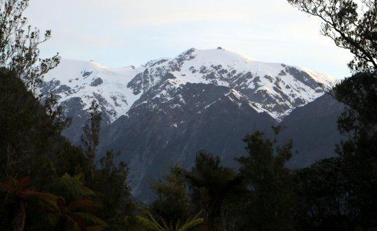 Fox Glacier, Nueva Zelanda: My best shot of Aoraki