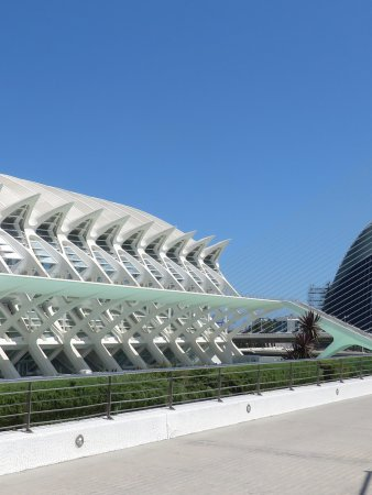 Principe Felipe Science Museum Foto