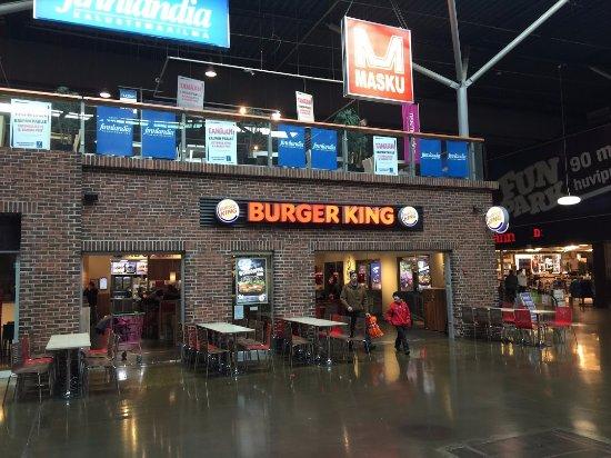 Burger King Ideapark
