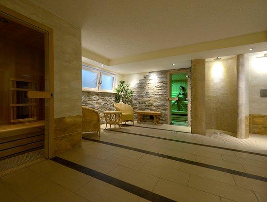 Stoll's Hotel Alpina: Wellness (Sauna&Infrarot)
