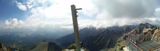 Vysoke Tatry, สโลวะเกีย: Pohlad na vrchole