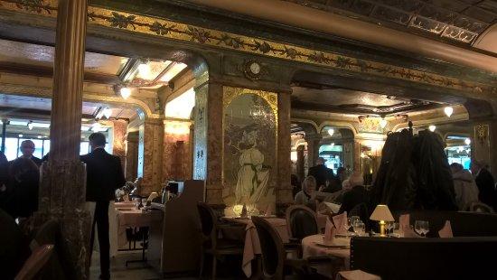 Brasserie mollard en face gare st lazare paris photo - Restaurant gare saint lazare ...