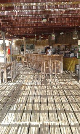 Ortaca, Turquía: WASPO mit Snackbereich und Bar