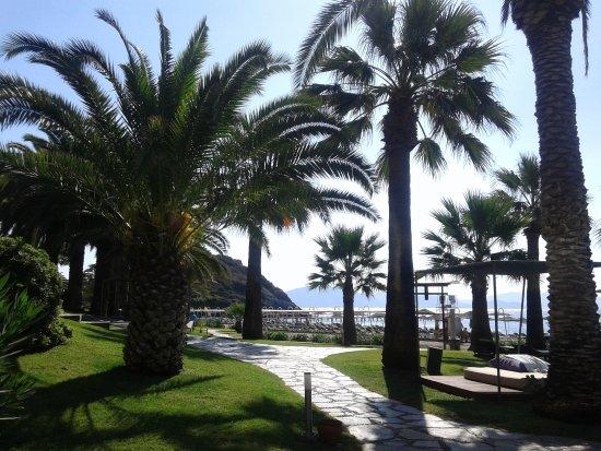 Ortaca, Turquía: Genug Platz zum chillen