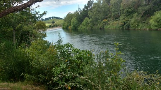 Turangi, Nouvelle-Zélande : pretty views