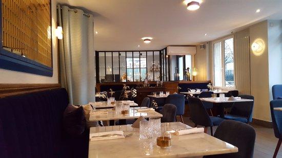 La salle manger sourire le restaurant for Restaurant la salle a manger 75015