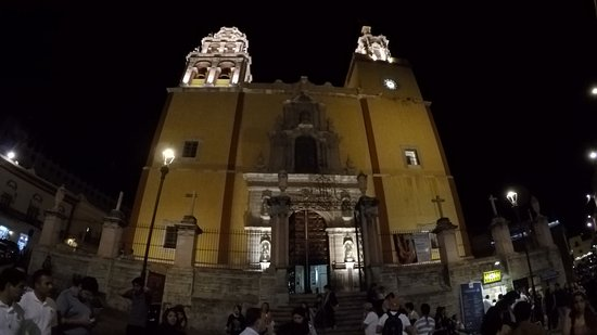 Basilica of Our Lady of Guanajuato: Basilica de Nuestra Señora de Guanajuato