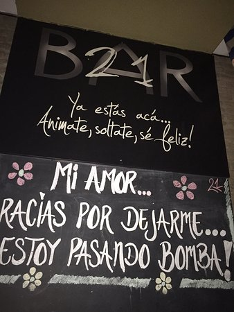 Foto De 21 Bar Montevideo Frases Legais Do 21 Bar