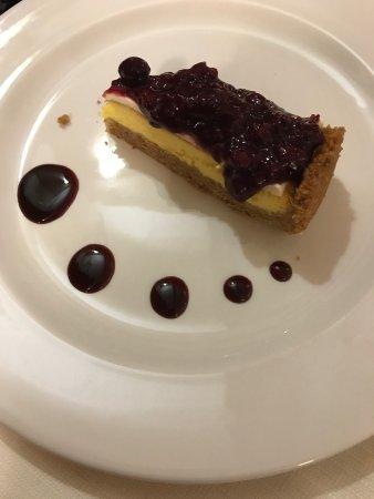 Ristorante Mulinello : cheesecake