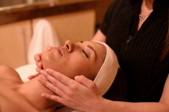 Scarsdale, Νέα Υόρκη: Facials at Tranquility Spa, Scarsdake