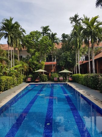 Central Boutique Angkor Hotel: 20171125_100357_large.jpg