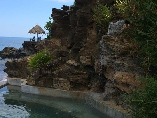 Paya Bay Resort: Plunge Pool