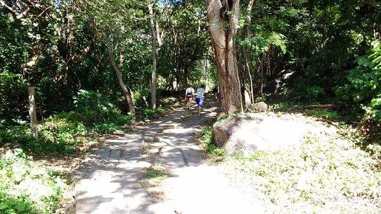 San Ramon, Nicaragua: main path
