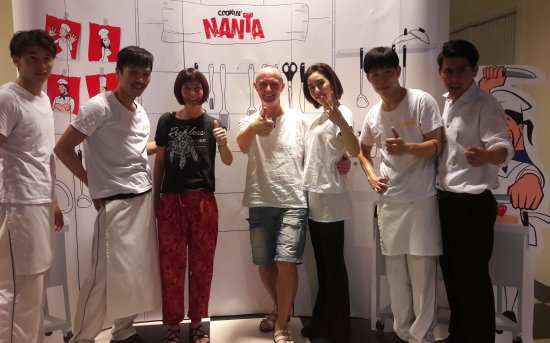 Bangkok NANTA Theatre: 20171201_223831_large.jpg