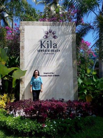 Desa Sekotong Barat, Indonesia: A moment at Kila Senggigi Beach Resort