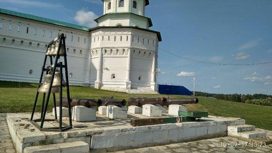 Истра, Россия: Воскресенский Новоиерусалимский мужской ставропигиальный монастырь