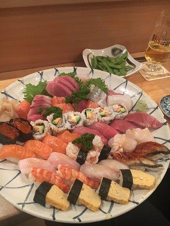 Iwase: Sushi Sashimi Mix