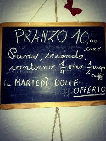 Fiano, Italy: Trattoria Cooperativa Delle Grange