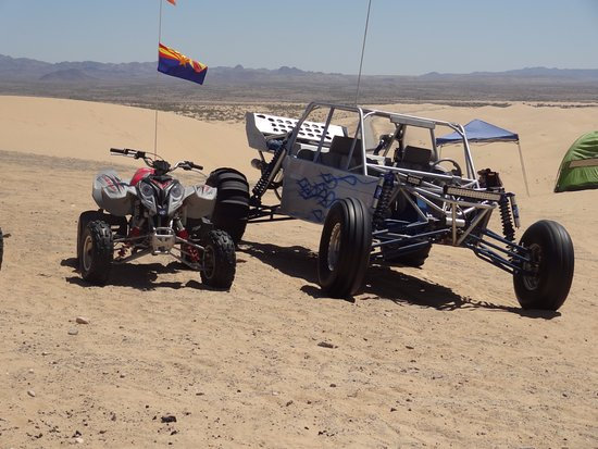 ‪‪Glamis Sand Dunes‬: activity vehicles‬