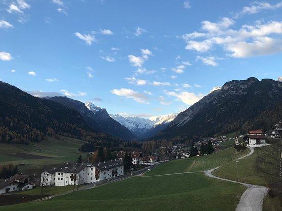 Trins, Austria: View from Balcony