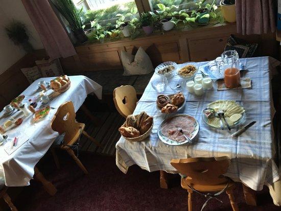 Trins, Austria: Breakfast