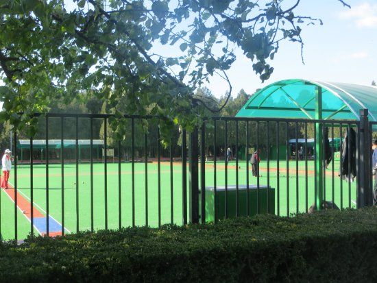 Croquet grounds Ditan Park